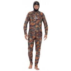 Куртка + комбинезон Camo Skin Brown, 0,5мм