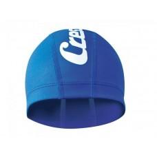 Шапочка Cressi CAP полиуретановая, синяя, профессиональная