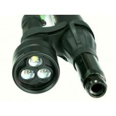 Адаптер резиновый для крепления фонаря к ружью