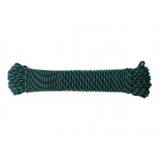 Буйреп плавающий высокопрочный, 5мм х 30 м, чёрно-зелёный
