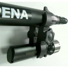 Адаптер пластиковый для крепления фонаря к ружью