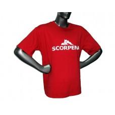 Футболка Scorpena, красная