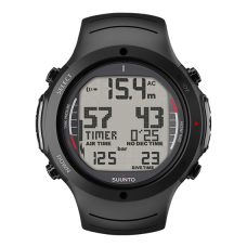 Компьютер Suunto d6i all black