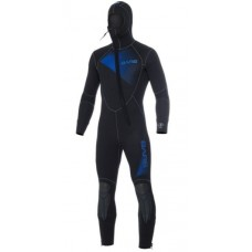Гидрокостюм Bare Sport Hooded Full 5mm