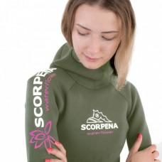 Гидрокостюм женский Scorpena W2+, 5 мм, длинный комбинезон