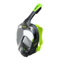Полнолицевая маска для плавания и снорклинга SEAC UNICA