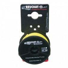Линь Beuchat 1.5 mm fiber puredyneema/50m