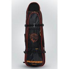 Рюкзак DORADA RED для длинных ласт и снаряжения
